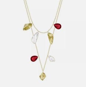 Swarovski Atelier Jason Wu prisma crystal necklace